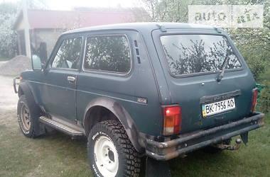 Внедорожник / Кроссовер ВАЗ 21214 2008 в Сарнах