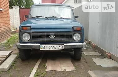Внедорожник / Кроссовер ВАЗ 21214 2007 в Сумах