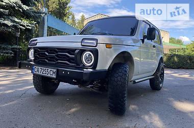 Внедорожник / Кроссовер ВАЗ 21214 2008 в Умани