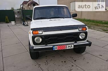 Внедорожник / Кроссовер ВАЗ 21214 2012 в Тячеве