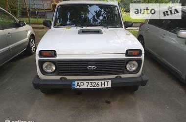 Внедорожник / Кроссовер ВАЗ 21214 2007 в Киеве
