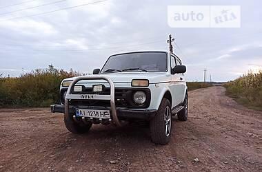 Внедорожник / Кроссовер ВАЗ 21214 2009 в Ставище