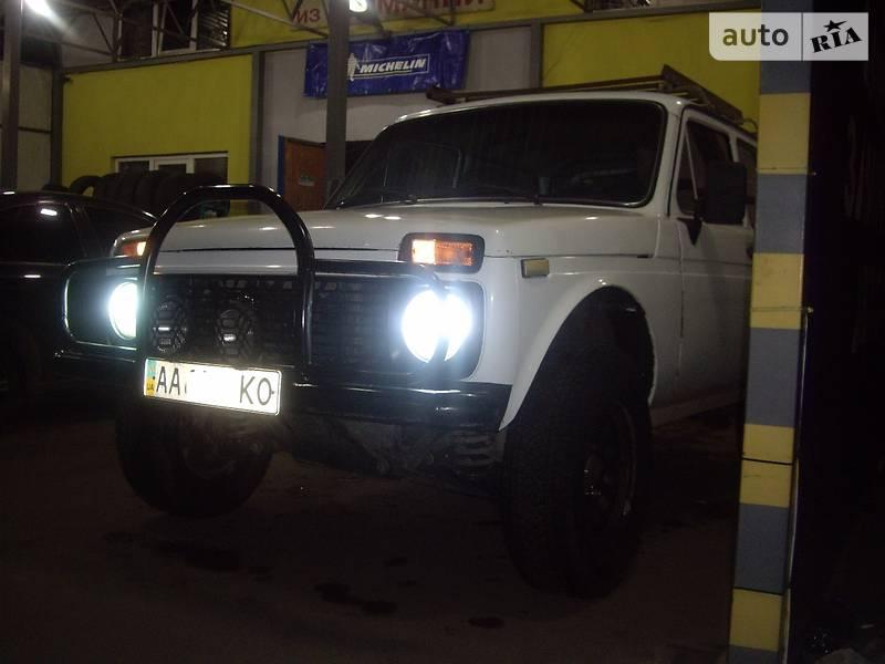 ВАЗ 2121 1993 в Киеве