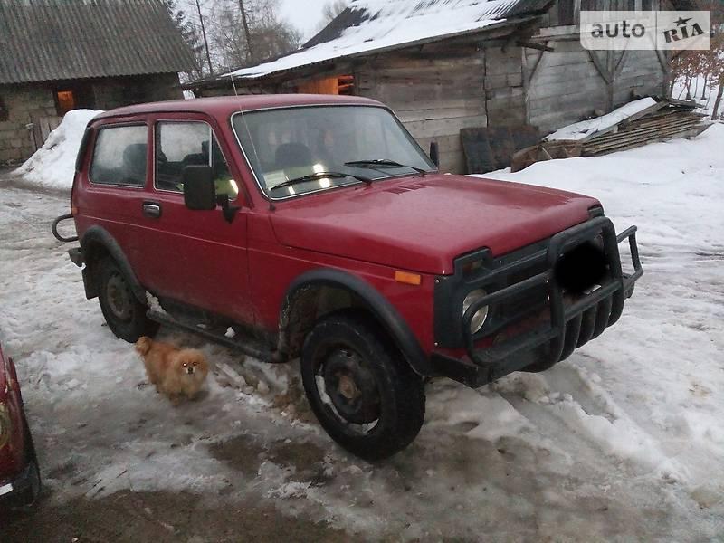 Lada (ВАЗ) 2121 1982 года в Львове