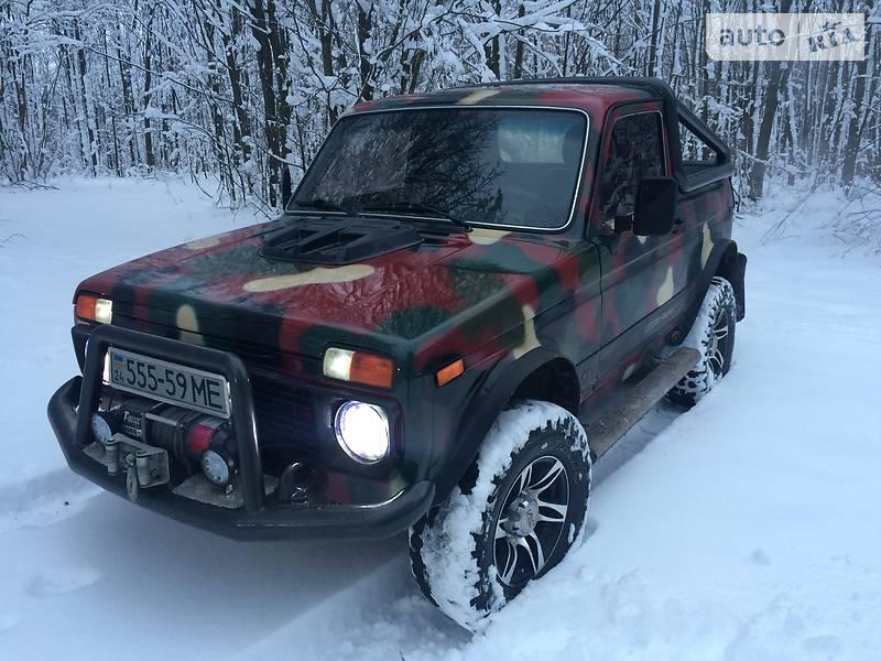 ВАЗ 2121 1995 в Корсуне-Шевченковском