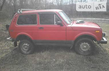 ВАЗ 2121 1995 в Луганске