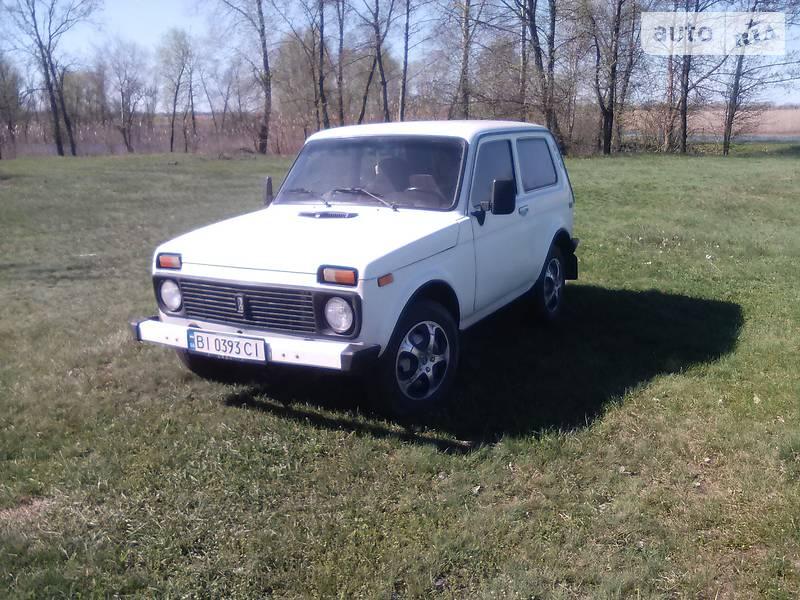 ВАЗ 2121 2001 в Полтаве