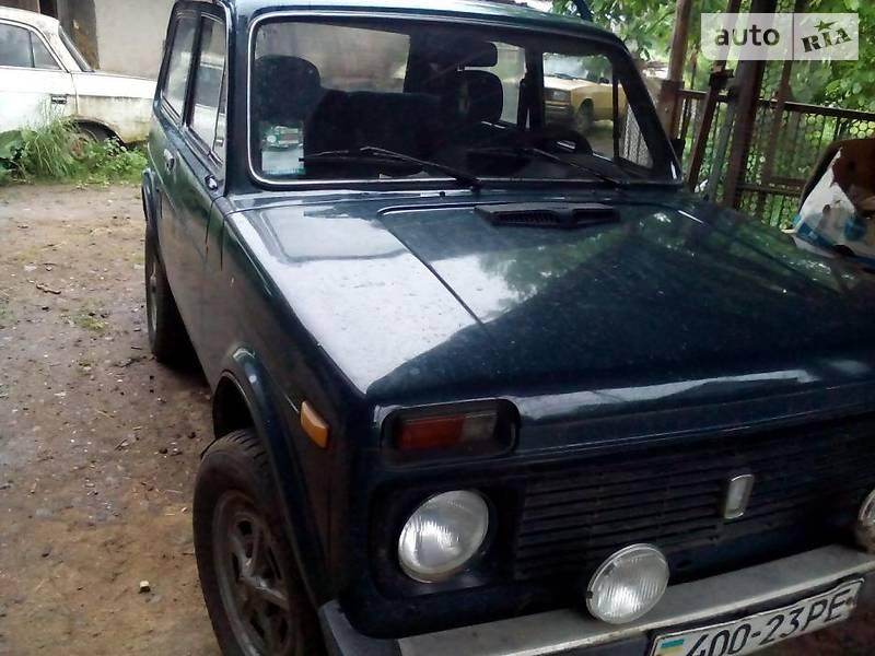 ВАЗ 2121 1989 в Ужгороде