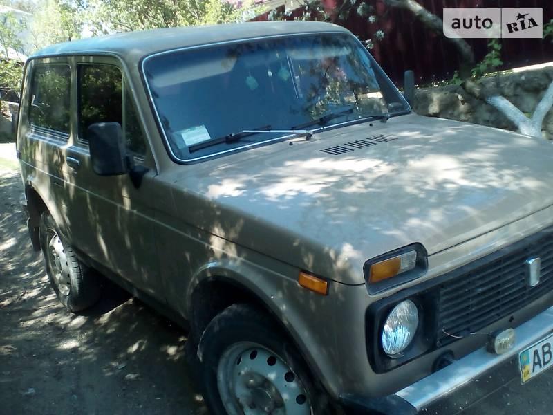 ВАЗ 2121 1988 в Шаргороде
