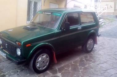 ВАЗ 2121 1992 в Тернополе
