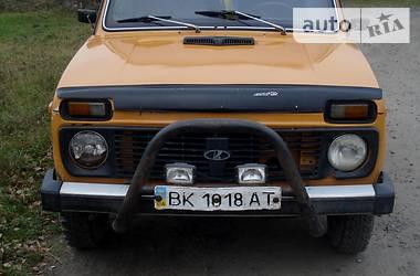 ВАЗ 2121 1980 в Луцке