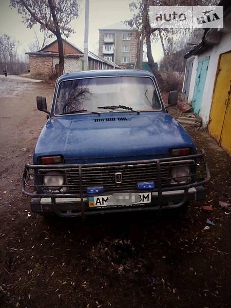 Lada (ВАЗ) 2121 1984 года в Житомире