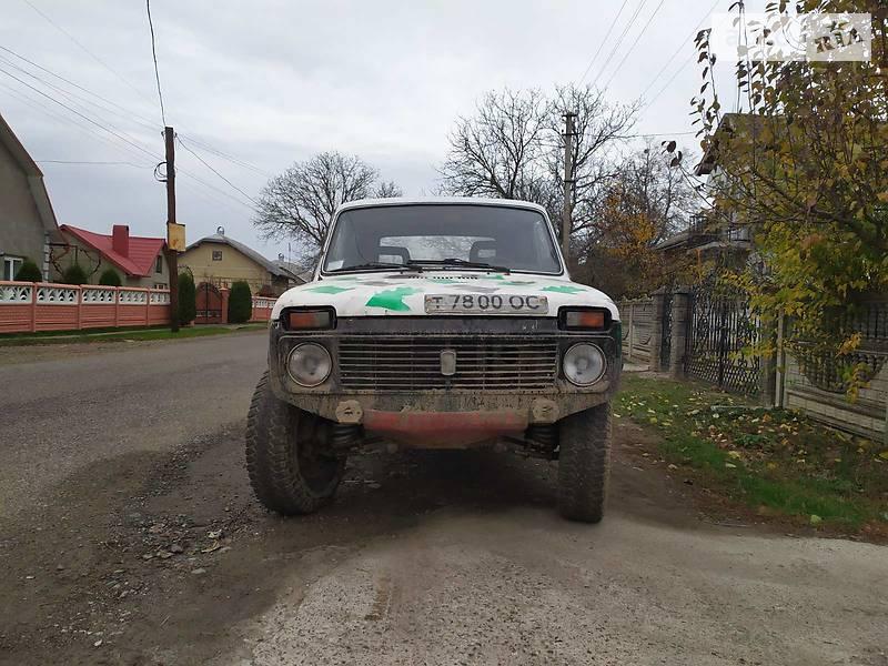 ВАЗ 2121 1989 в Снятине