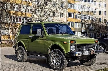 ВАЗ 2121 1995 в Ужгороде