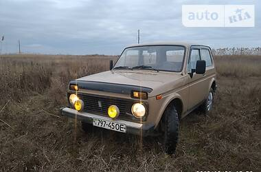 ВАЗ 2121 1985 в