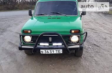 ВАЗ 2121 1981 в Борщеве