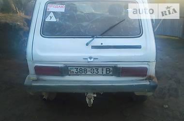 ВАЗ 2121 1993 в Черновцах