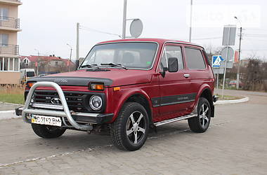 ВАЗ 2121 1987 в Жовкве