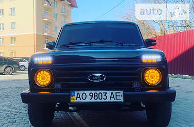 ВАЗ 2121 2007 в Мукачево