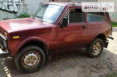 Внедорожник / Кроссовер ВАЗ 2121 1988 в Харькове