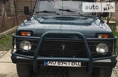 ВАЗ 2131 2000 в Ужгороде