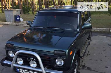 Внедорожник / Кроссовер ВАЗ 2131 2011 в Харькове