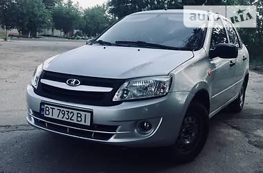 ВАЗ 2190 Гранта 2014
