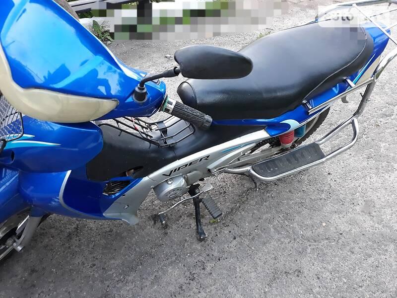 Скутер / Мотороллер Viper Active 2008 в Кропивницком