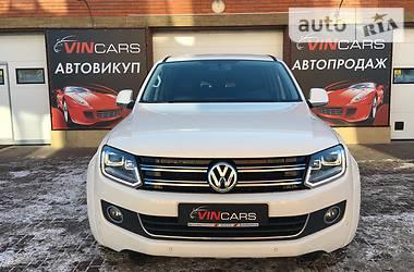 Volkswagen Amarok 2.0 TDI Rancho + 2016