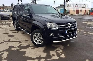 Volkswagen Amarok  2012