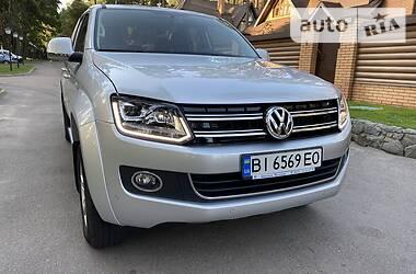 Volkswagen Amarok 2015 в Чернігові