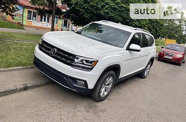 Внедорожник / Кроссовер Volkswagen Atlas 2017 в Ровно