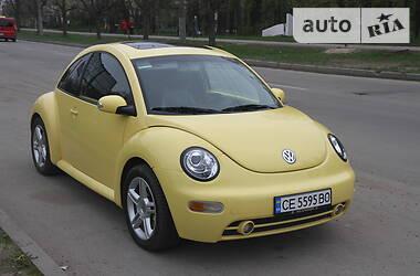 Volkswagen Beetle 2005 в Черновцах