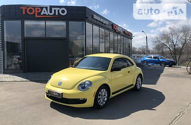 Volkswagen Beetle 2014 в Запорожье