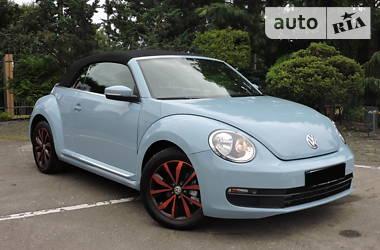 Кабриолет Volkswagen Beetle 2015 в Ровно