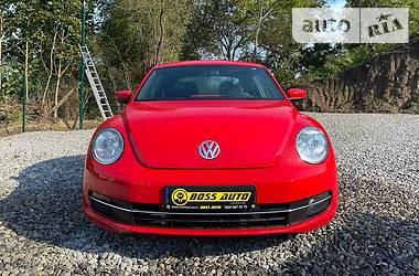 Хэтчбек Volkswagen Beetle 2014 в Черновцах