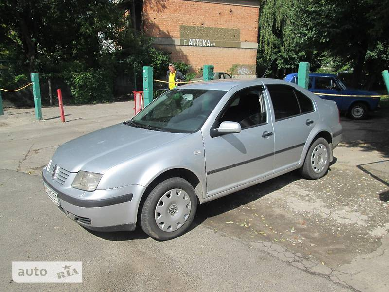 Volkswagen Bora 2004 в Харькове