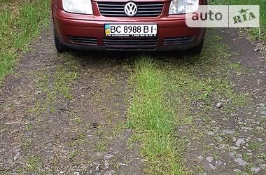 Седан Volkswagen Bora 1999 в Івано-Франківську