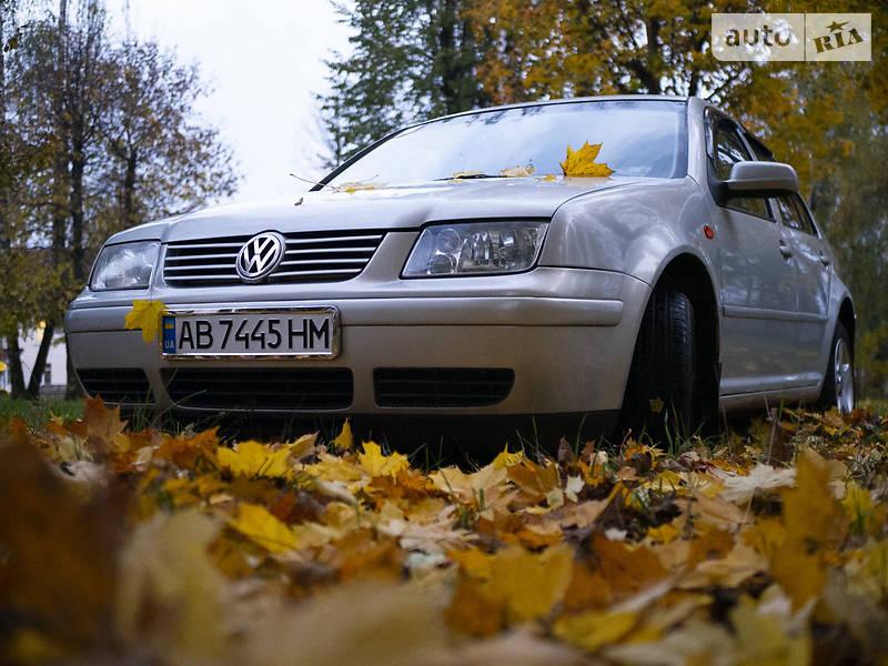 Седан Volkswagen Bora 1999 в Калинівці