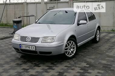 Седан Volkswagen Bora 2002 в Лубнах