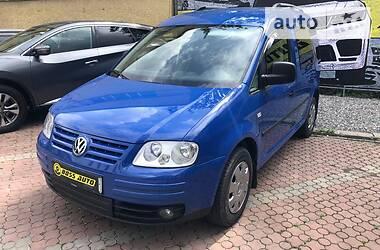 Volkswagen Caddy груз-пас 2007 в Ивано-Франковске