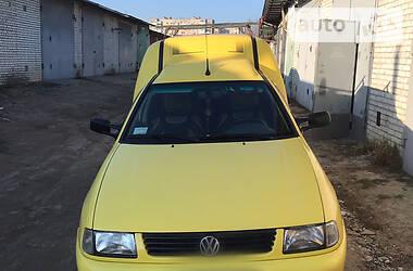 Volkswagen Caddy груз-пас 2003 в Новояворовске