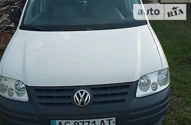 Volkswagen Caddy груз-пас 2005 в Луцке