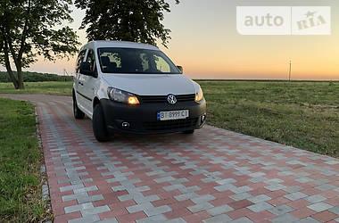 Volkswagen Caddy груз-пас 2015 в Лубнах