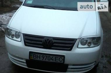 Volkswagen Caddy груз. 2008 в Одессе