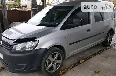 Volkswagen Caddy груз. Maxi long 170 л.с.