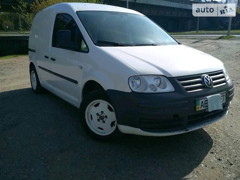 Volkswagen Caddy груз. 2007 в Днепре