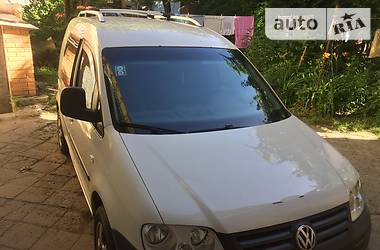 Volkswagen Caddy груз. 2006 в Львове