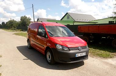 Volkswagen Caddy груз. 2014 в Луцке
