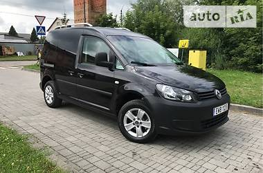 Volkswagen Caddy груз. 2014 в Дубно